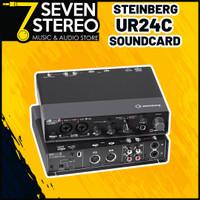 Steinberg UR24C USB Audio Interface Soundcard Recording