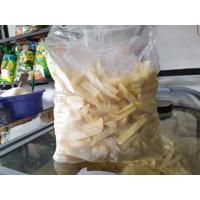 GOLDEN FARM KENTANG 500gr STRAIGHT CUT repack goldenfarm french fries
