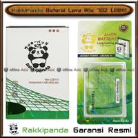 Baterai Lava iRis 600 W600 LEB101 Double Power Batre HP RakkiPanda