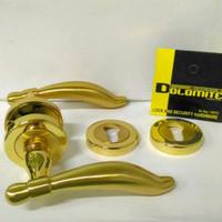 handle pintu gold only/gagang pintu dolomite murah HP377