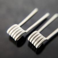 Fused Clapton Coil N80 prebuild wire