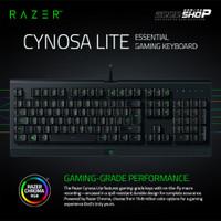 Razer Cynosa Lite – Essential Gaming Keyboard