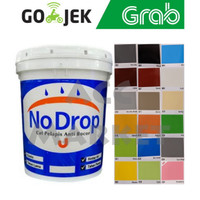 No Drop 20 kg 20kg Anti Bocor Waterproofing Cat Kedap Air Seal Tahan - 002 ABU