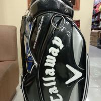 Golf bag Callaway black silver