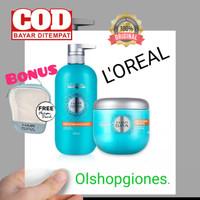 Loreal Spa Paket Shampo & Hair Spa Nourising