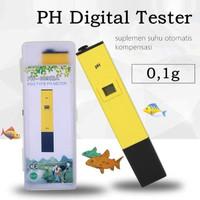 PH Meter PH Digital Tester Alat ukur keasaman air hidroponik kolam