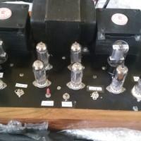 JUAL MURAH Power Ampli Amplifier Tube Normal