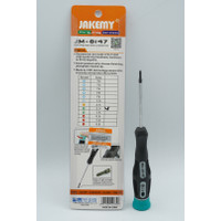 JAKEMY JM-8147 Obeng Plus 2.0 Phillips Magnetic Precision Screwdriver