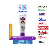 SLEEK Baby Antibacterial Diaper Cream 80ml 80 ml Krim Ruam Popok Bayi