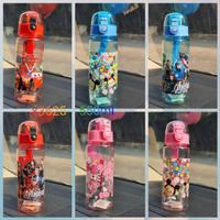 Botol Minum Anak Clip on 550ml - Botol minum tali pendek 3625