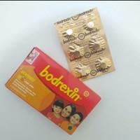 Bodrexin Tablet isi 3 strip @ 6 tablet