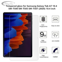 SAMSUNG TAB A7 2020 10.4 INCH T505 TEMPERED GLASS CLEAR ANTI GORES