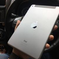Bekas mulus iPad mini 4 wifi + cellular ( cell ) fullset 64GB ios 11.3