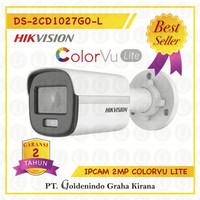 IP Camera Hikvision Colorvu 2MP DS-2CD1027G0-L
