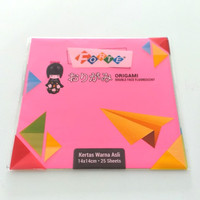 Forte Kertas Lipat 14x14 Origami