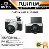 FujiFilm X-A10 Kit 16-50mm OIS II - Kamera Mirrorless Fuji Film XA10