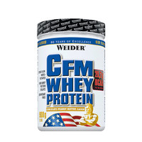 Weider CFM Whey Protein Isolate 100% Iso 2lbs