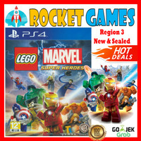 PS4 Lego Marvel Super Heroes Reg 3