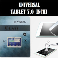 Advan I7U Tab 7.0 Inch Tempered Glass Screen Guard Anti Gores Kaca