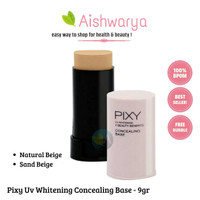 PIXY UV WHITENING CONCEALING BASE