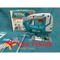 mesin gergaji jigsaw TOTAL TJSLI8501 jig saw bateray cordless 20V
