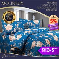 Molineux Premium Bed Cover Set Bergaransi | Premium Bedding Set - Single