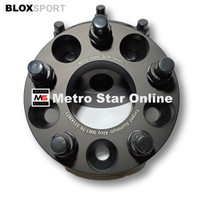 Spacer / Wheel Adapter / Adaptor Velg 3Cm 5x114,3 Aluminium