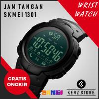 Jam Tangan Pria Digital Bluetooth Smartwatch SKMEI 1301 ORIGINAL - Hitam