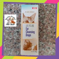Magic Ear Care Solution 50ml - Cairan Pembersih Telinga Hewan