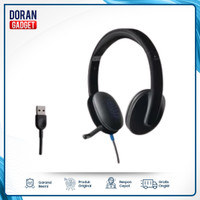 Headset Microphone Logitech H540 USB-A with Noise Cancelling