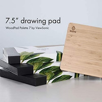 Pen Tablet ViewSonic WoodPad 7 PF0730 |Drawing Pad