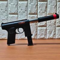 Mainan Tembakan Kokang Cobra M206 Airsoft Spring Gun