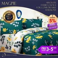 Magpie Premium Bed Cover Set Bergaransi | Premium Bedding Set - Single