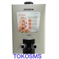 water heater gas modena GI 6A V model paloma dan wasser / rinnai