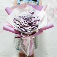 Money Bouquet / Kado Ulangtahun Buket Uang Mawar 300k MB1020