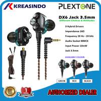 Plextone DX6 Jack / DX6 Type C / DX6 Bluetooth Gaming Headset Earphone