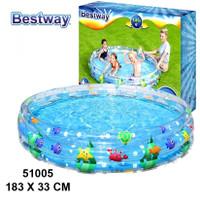 Kolam Renang Anak Bestway 51005 Uk 183cm X 33cm