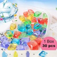 LAUNDRY DETERGENT GEL BALL / SABUN cuci baju antiseptik isi 30- SOSOYO