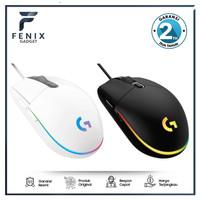 Mouse Gaming Logitech G102 V2 Lightsync RGB - Garansi Resmi 2 Tahun