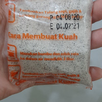 BUMBU KUAH BAKSO SONY/SONHAJISONY