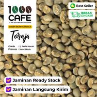 [TERMURAH] GREEN BEAN TORAJA ARABICA 1 KG
