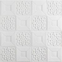 Wallpaper 3D motif classic