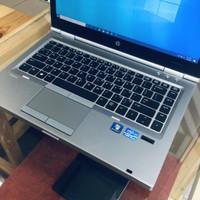 Ready Laptop HP EliteBook 8470 Intel Core i5 Gen3 - Ram 8 GB - Mulus