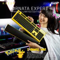 RAZER Ornata x Pokémon Pikachu Edition Gaming Keyboard