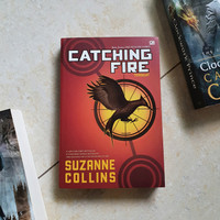 Catching Fire - Suzanne Collins | ANGELBOOKS.ID