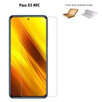Xiaomi Poco X3 NFC Tempered Glass Screen Protector Anti Gores