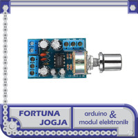TDA2822 2x1W Mini Kit Stereo Amplifier