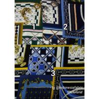 Kain Bahan Daster Homedress Gamis Kain rayon motif Sultan 4