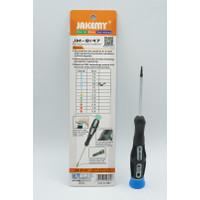 JAKEMY JM-8147 Obeng Torx T5 Magnetic Precision Screwdriver DIY Repair