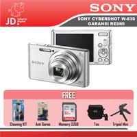 Jakarta Digital Sony Cybershot DSC-W830 - Paket - Garansi Resmi